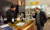 本坊酒造マルス蒸留所は、ワインとウイスキーの両方を試飲することができる珍しいワイナリー。